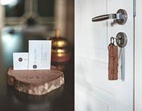 Wooden Villa Aparthotel Identity