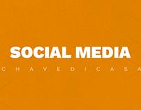 Social Media   Chavedicasa