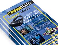 CinemaTechs | magazine design