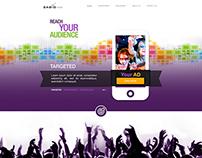SABIO Website UI Design