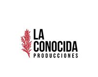 Creación de Marca - La Conocida Producciones