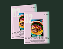 D2 Magazine redesign