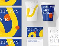 国际学校艺术创造力活动 Visual Identity