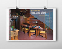 Frank Lloyd Wright Promotional Posters