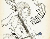 Heart Shaped Cello