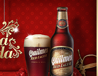 "Quilmes - Campaña ""Personalidades"" - Red Lager."