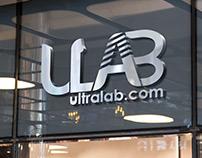 Ultra Lab Logo Design #08 Mar 2019_Creative Design