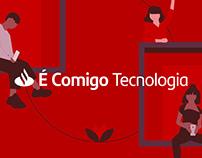 É Comigo Tecnologia - Service Portal
