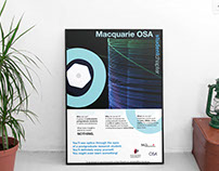 Macquarie University Poster