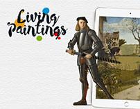 App Living Paintings