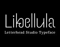Libellula Typeface