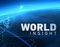 CCTV WORLD INSIGHT STUDIOLOOP (2013)