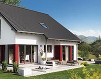 Rensch Haus 3D Visualisierung