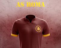 Serie A - retro shirts
