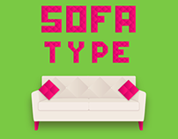 SOFA TYPE: Typography