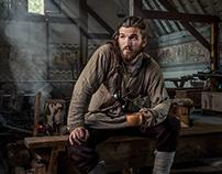 Viking portraits