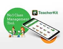 TeacherKit Android App UI/UX