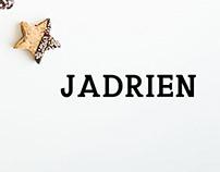 Jadrien - Free Serif Font