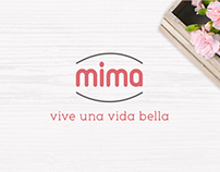 Mima B.Card & Invitation