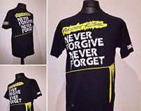 Personalised T-shirts/Jackets
