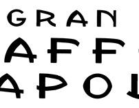 Gran Caffé Napoli / Corporate identity