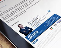 Custom HTML Signature for an IT Recruitment Firm