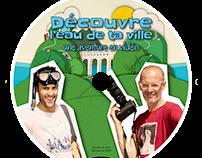 DVD Société des Eaux de Marseille