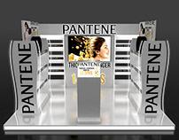 PANTENE Podium Design