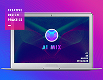 Creative design practice-AIMIX