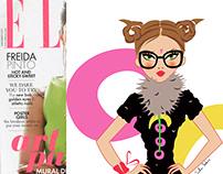 ELLE magazine horoscope