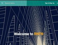 RNTR - MaterializeCSS