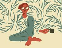 Personal Illustrations 2019