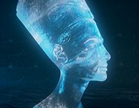 Nefertiti Bust Material Studies