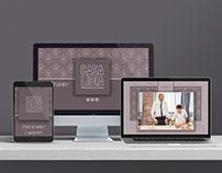 Casa Lidia - UI/UX Design, Brand Identity