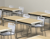 Laptop table - classrooms