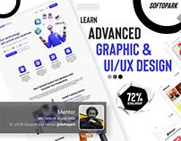 Best UI/UX Design Course in Bangladesh | Softopark