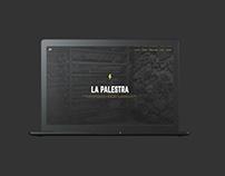 La Palestra - Branding i Disseny Web