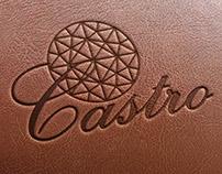 Diseño isologotipo - Castro Joyas