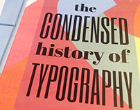 The Condensed History of Typography