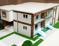 Residential Building Maquette