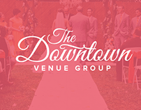 The Downtown Venue Group - Identity & Branding