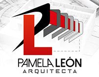 Tarjetas de Presentación Pamela León