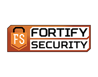Fortify Security Logo Design