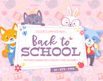 Back to School Design Set