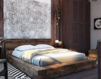 Спальня подростка, г. Нижний Новгород