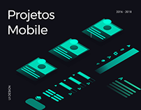 Projetos Mobile 2016-2018