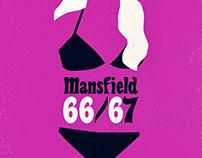 Mansfield 66/67 Film Key Art Design