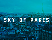 Sky of Paris