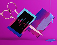 Business cards for stylist