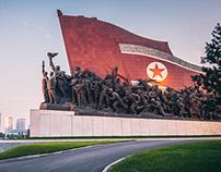 Beautiful North Korea Landscapes